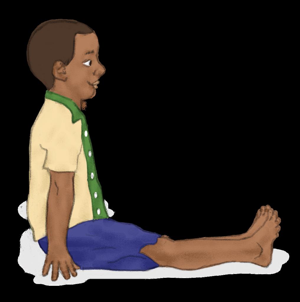 Staff Pose for Kids | Kids Yoga Stories