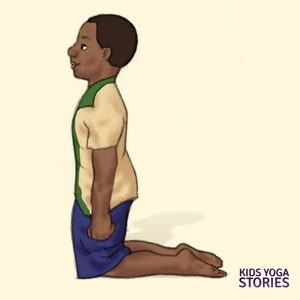 Kneeling Pose for Kids | Kids Yoga Stories