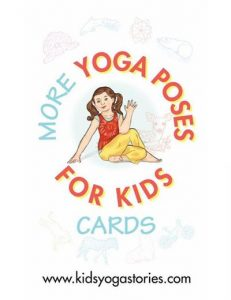 Yoga Cards for Kids Pack (English) Image