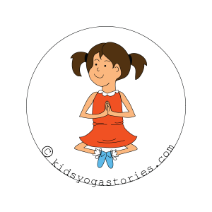 Cobbler's Pose for Kids   Kids Yoga Stories
