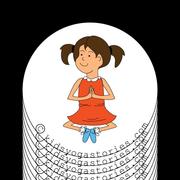 Cobbler's Pose for Kids | Kids Yoga Stories
