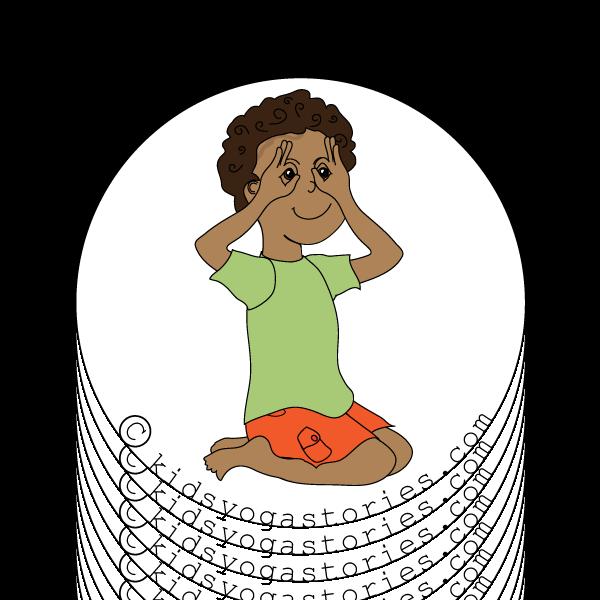 Gyan Mudra for Kids | Kids Yoga Stories