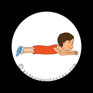 Cobra Pose for Kids | Kids Yoga Stories