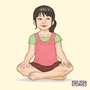 Easy Pose for Kids | Kids Yoga Stories