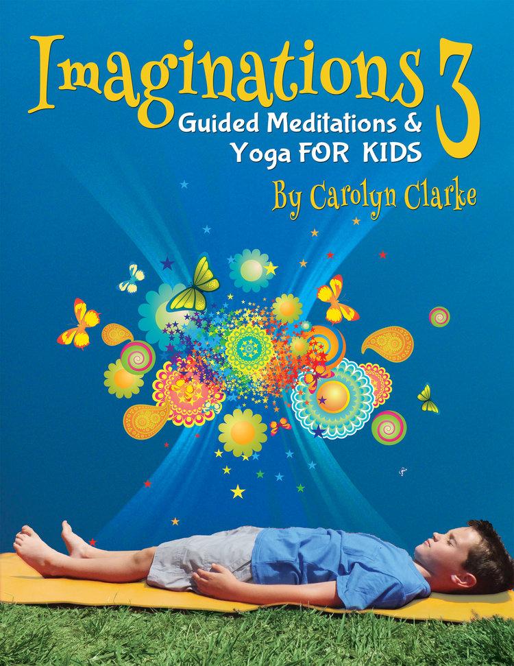 Imaginations 3 book by Carolyn Clarke