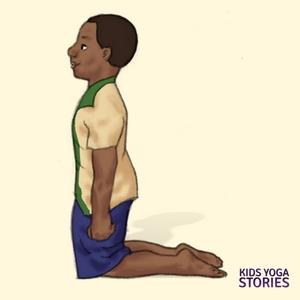 Kneeling Pose for Kids | Kids Yoga Stories