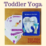 Polar Bear Polar Bear Yoga Lesson Plan for Toddlers