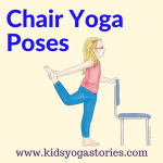 40 Kid-Friendly Chair Yoga Poses
