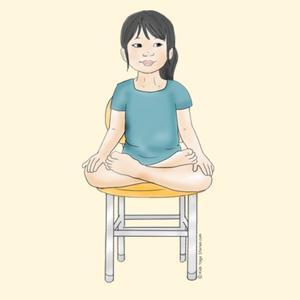 40 kidfriendly chair yoga poses  kids yoga stories