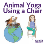5 Yoga Animal Poses Using a Chair