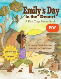 Emily's Day in the Desert PDF Download (English) Image