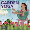 Practice these five garden yoga poses for kids using a chair in your classroom or homeschool | Kids Yoga Stories