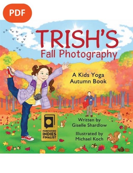 Trish's Fall Photography Image