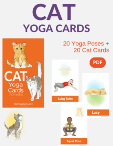 Cat Yoga Poses for Kids | Kids Yoga Stories