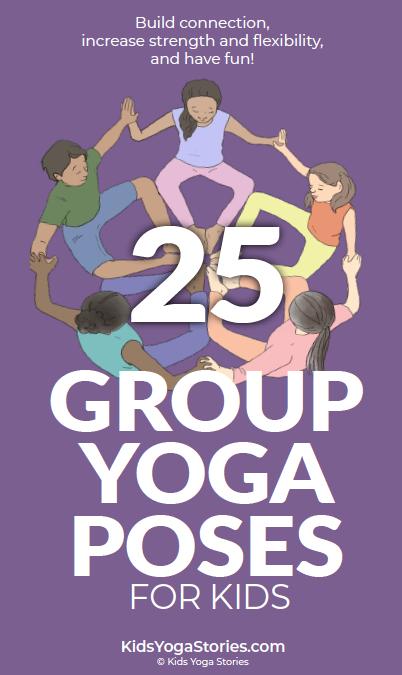 Group Yoga Poses for Kids | Kids Yoga Stories