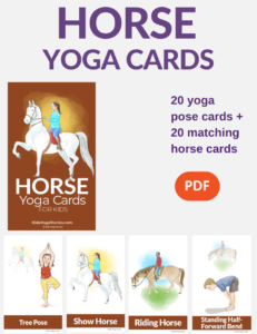 Horse Yoga Poses for Kids | Kids Yoga Stories