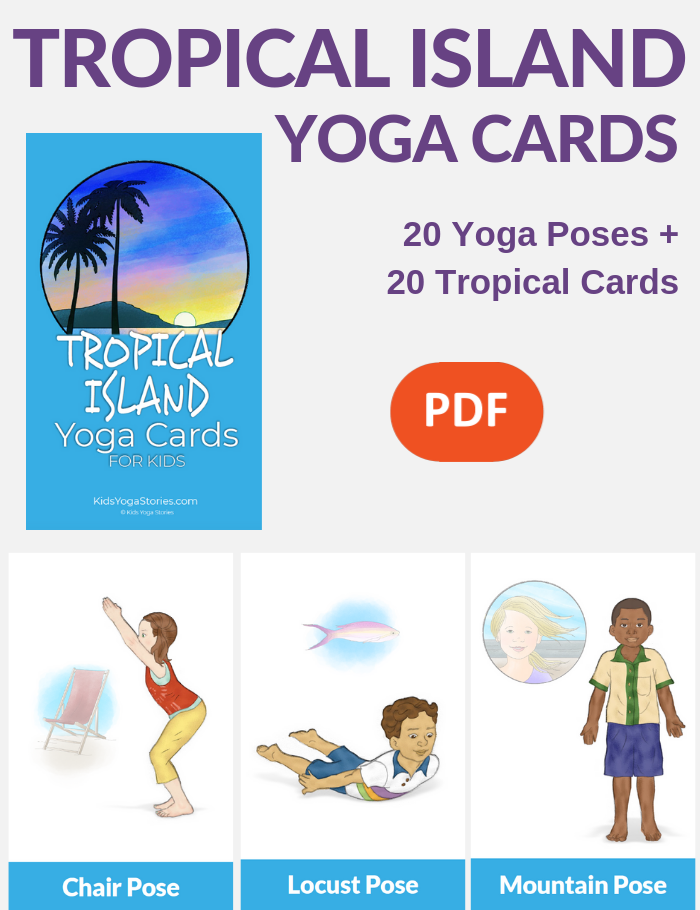 Tropical Yoga | Kids Yoga Stories