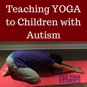 Meet Sammy - how to teach yoga to children with autism | Kids Yoga Stories