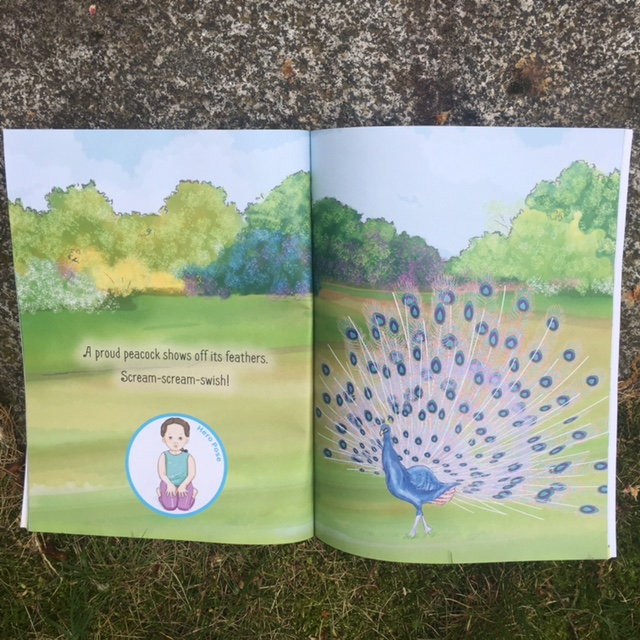 The Grateful Giraffe: A Feelings Yoga Book for Toddlers by Giselle Shardlow, Kids Yoga Stories