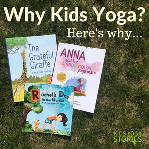 Why Kids Yoga? Read 10 stories from our community about the benefits of yoga for kids   Kids Yoga Stories