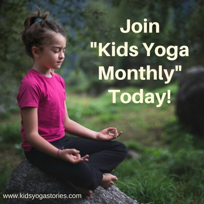 Join Kids Yoga Monthly Subscription | Kids Yoga Stories