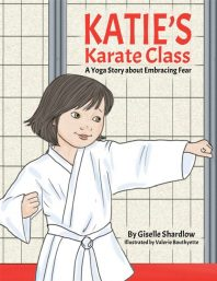 Katie's Karate Class (English) Image
