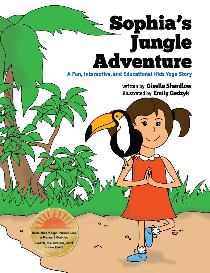 Sophia's Jungle Adventure Image