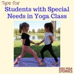 How to Involve Students with Special Needs into the Yoga Class