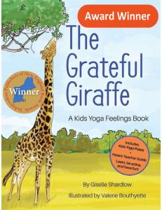The Grateful Giraffe Image