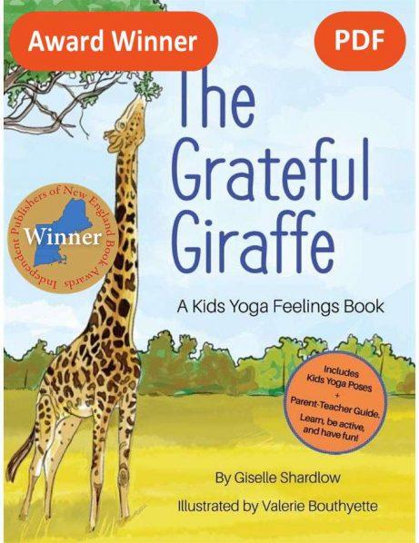 The Grateful Giraffe Image