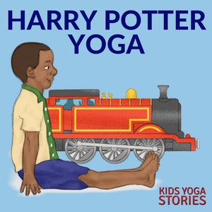 Harry Potter Yoga Storyline - learn, be active, and have fun! | Kids Yoga Stories