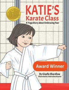 Katie's Karate Class Image