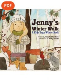 Jenny's Winter Walk PDF Download (English) Image