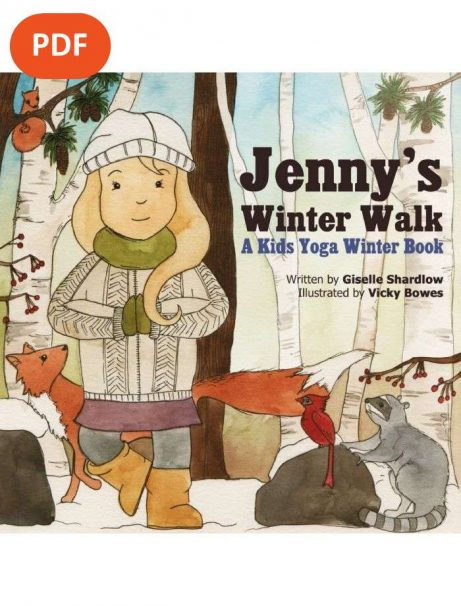 Jenny's Winter Walk PDF Download (English) Image