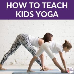 how to teach yoga to kids | Kids Yoga Stories