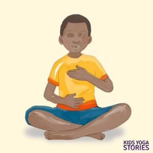 breath exercises for children | Kids Yoga Stories