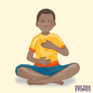 Deep Belly Breath for Kids | Kids Yoga Stories