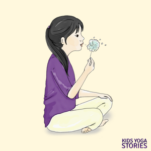 Flower Breath for Kids | Kids Yoga Stories