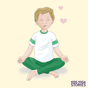 Loving Kindness Breath for Kids | Kids Yoga Stories
