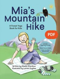 Mia's Mountain Hike PDF Download Image