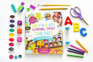 100 Fun and Easy Learnng Games for Kids, from Educators' Spin On It
