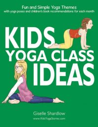 Kids Yoga Class Ideas (English) Image