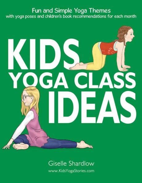 Kids Yoga Class Ideas (English) Image