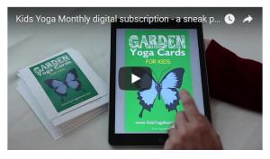 Kids Yoga Monthly sample video | Kids Yoga Stories