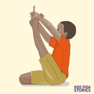 Advance Yoga Poses for Kids | Kids Yoga Stories