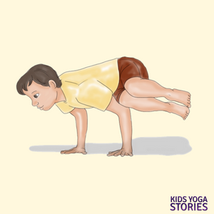 5 Interesting And More Advanced Yoga Poses For Kids