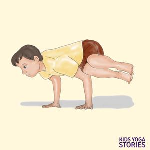 Advanced Yoga Poses for Kids | Kids Yoga Stories