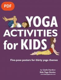 Yoga Activities for Kids PDF Download Image