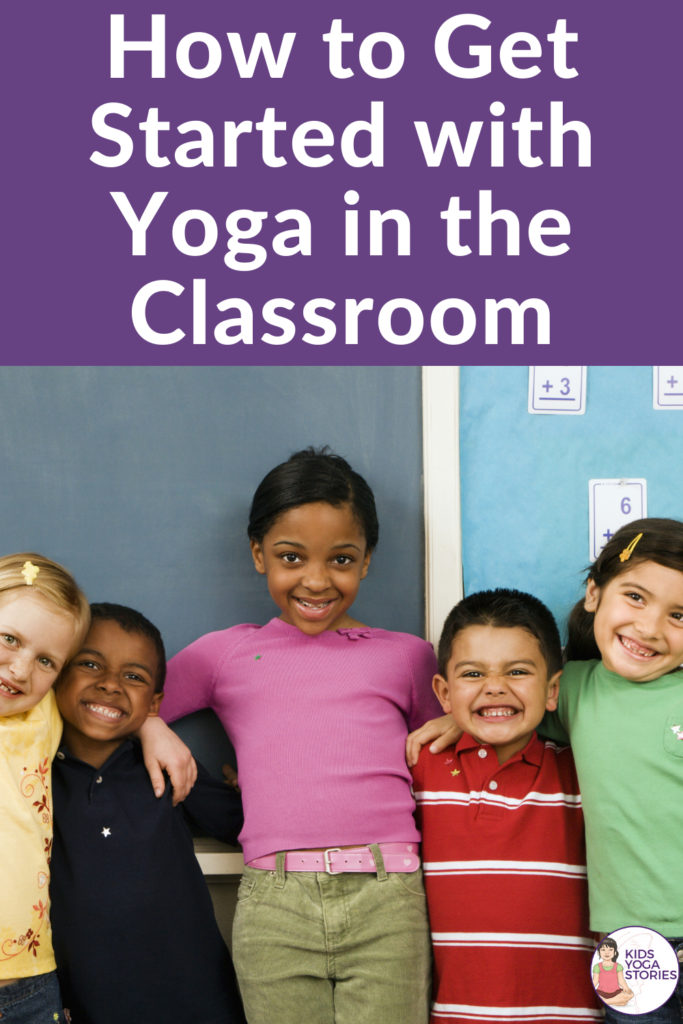 How to Get Started with Yoga in the Early Childhood Classroom | Kids Yoga Stories