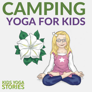 graphic about Yoga Poses for Kids Printable titled 25 Tenting Yoga Pose Designs for Little ones (Printable Poster